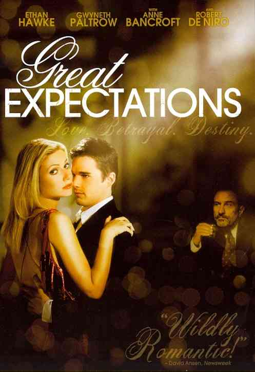 GREAT EXPECTATIONS BY HAWKE,ETHAN (DVD)